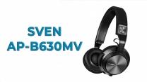 Обзор беспроводных стереонаушников SVEN AP-B630MV с микрофоном