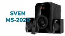 Обзор многофункциональной акустической системы SVEN MS-2020