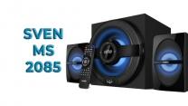 Обзор акустической системы 2.1 для домашнего кинотеатра Sven MS-2085