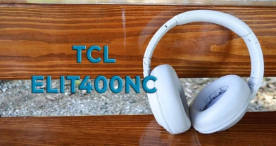 Обзор беспроводных стерео наушников TCL ELIT400NC