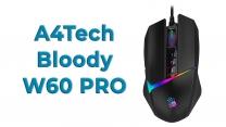Обзор проводной игровой мыши A4TECH Bloody W60 pro